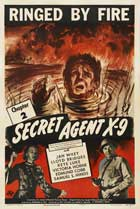 Secret Agent X-9 - 27 x 40 Movie Poster - Style F
