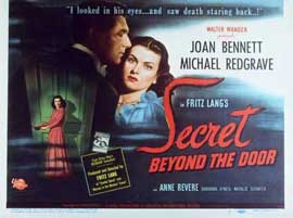 Secret Beyond the Door - 11 x 14 Movie Poster - Style A