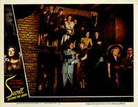Secret Beyond the Door - 11 x 14 Movie Poster - Style B