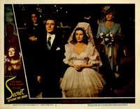Secret Beyond the Door - 11 x 14 Movie Poster - Style C