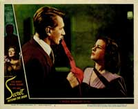 Secret Beyond the Door - 11 x 14 Movie Poster - Style D