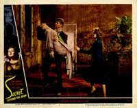 Secret Beyond the Door - 11 x 14 Movie Poster - Style E