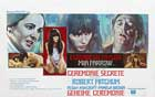 Secret Ceremony - 11 x 17 Movie Poster - Belgian Style A