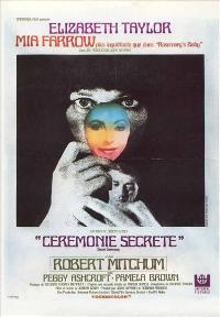 Secret Ceremony - 27 x 40 Movie Poster - French Style A