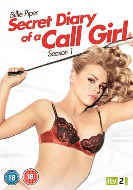 Secret Diary of a Call Girl (TV) - 11 x 17 TV Poster - UK Style A
