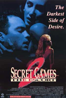 Secret Games II (The Escort) - 11 x 17 Movie Poster - Style A