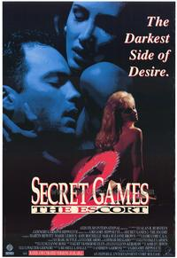 Secret Games II (The Escort) - 27 x 40 Movie Poster - Style A
