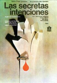 Secret Intentions - 11 x 17 Movie Poster - Spanish Style A
