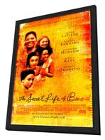 Secret Life of Bees - 27 x 40 Movie Poster - Style A - in Deluxe Wood Frame
