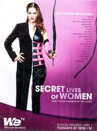 Secret Lives of Women - 11 x 17 TV Poster - Style A