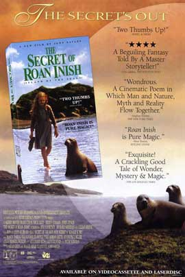 The Secret of Roan Inish - 11 x 17 Movie Poster - Style B