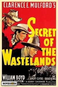Secret of the Wastelands - 27 x 40 Movie Poster - Style A
