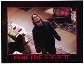 Secret Window - 11 x 14 Movie Poster - Style F