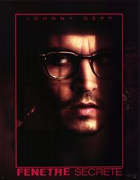 Secret Window - 11 x 14 Movie Poster - Style G