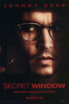 Secret Window - 11 x 17 Movie Poster - Style A