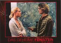 Secret Window - 11 x 14 Poster German Style A