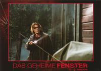 Secret Window - 11 x 14 Poster German Style F