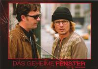 Secret Window - 11 x 14 Poster German Style G