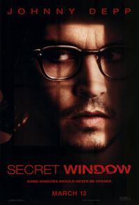 Secret Window - 27 x 40 Movie Poster - Style A