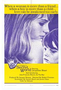 Secret World - 27 x 40 Movie Poster - Style A