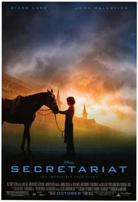 Secretariat - Movie Poster - Reproduction - 13 x 19