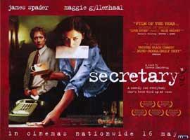 Secretary - 11 x 17 Movie Poster - Style C
