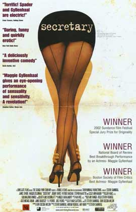 Secretary - 11 x 17 Movie Poster - Style D