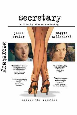 Secretary - 27 x 40 Movie Poster - Style C