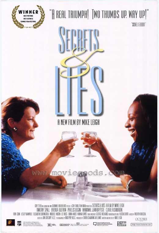 Secrets and lies 1996