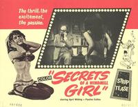 Secrets of a Windmill Girl - 11 x 14 Movie Poster - Style D