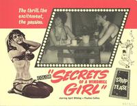 Secrets of a Windmill Girl - 11 x 14 Movie Poster - Style C