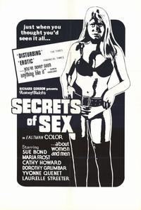 Secrets of Sex - 27 x 40 Movie Poster - Style A