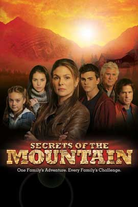 Secrets of the Mountain - 27 x 40 Movie Poster - Style A