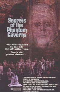 Secrets of the Phantom Caverns - 11 x 17 Movie Poster - Style A