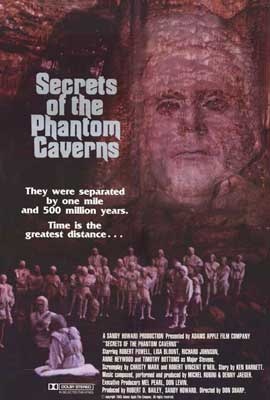 Secrets of the Phantom Caverns - 27 x 40 Movie Poster - Style A