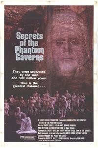 Secrets of the Phantom Caverns - 43 x 62 Movie Poster - Bus Shelter Style A