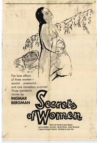 Secrets of Women - 27 x 40 Movie Poster - Style A