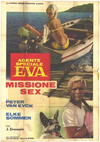 Seduction By the Sea - 27 x 40 Movie Poster - Italian Style A