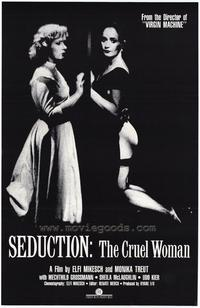 Seduction: The Cruel Woman - 11 x 17 Movie Poster - Style A
