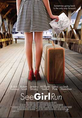 See Girl Run - 11 x 17 Movie Poster - Style A