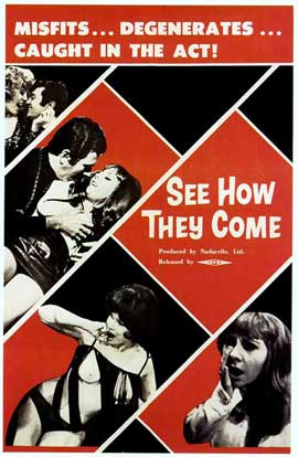 See How They Come - 11 x 17 Movie Poster - Style A