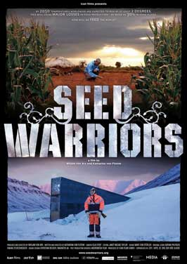 Seed Warriors - 11 x 17 Movie Poster - Style A
