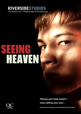 Seeing Heaven - 11 x 17 Movie Poster - UK Style B