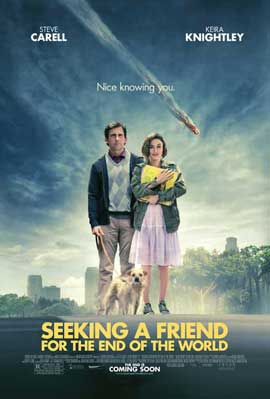 Seeking a Friend for the End of the World - 11 x 17 Movie Poster - Style A