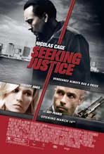 Seeking Justice - 27 x 40 Movie Poster - Style A