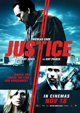 Seeking Justice - 11 x 17 Movie Poster - Style B