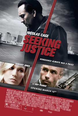 Seeking Justice - 11 x 17 Movie Poster - Style A