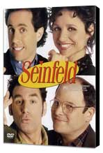 Seinfeld - 11 x 17 TV Poster - Style A - Museum Wrapped Canvas