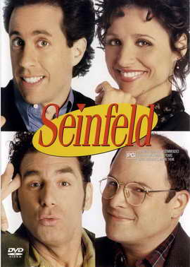 Seinfeld - 11 x 17 TV Poster - Style A