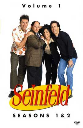 Seinfeld - 11 x 17 TV Poster - Style B